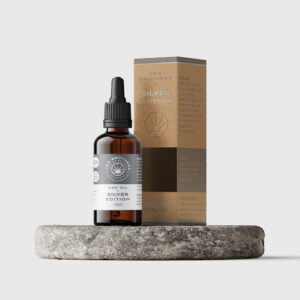 CBD Brothers Silver Edition Oil